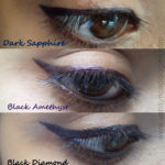 L'Oreal Paris Super Liner Luminizer – Dark Sapphire, Black Diamond, Black Amethyst