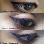 L'Oreal Paris Super Liner Luminizer – Dark Sapphire, Black Diamond, Black Amethyst