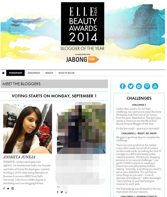 ELLE-Bloggers-Award-2014-anshita-juneja-vanitynoapologies