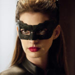 Anne Hathaway's RED LIPSTICK in The Dark Knight Rises