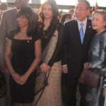Aishwarya Rai at Peace Bell UN Event – Faux Pas!