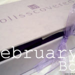 What's inside my February 2012 Blisscovered Box? Review and Photos