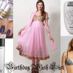 Birthday Wish List 2013