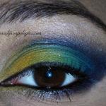 VNA L'Oreal Paris Summer Eye Makeup Contest Entry 10 – Blue Hawaii