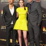 Kristen Stewart at Breaking Dawn 2 Premiere, Madrid: Dress, Makeup Dilemna