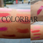 Colorbar New Launches Collective Swatches: Lipsticks, Lipglosss