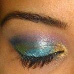 VNA L'Oreal Paris Summer Eye Makeup Contest Entry 12 – Electric Summer Night