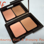 Elf Contouring Blush & Bronzing Powder – Dupe For Nars Orgasm?