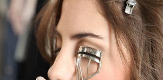 curl eye lashes