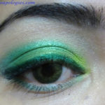 VNA L'Oreal Paris Summer Eye Makeup Contest Entry 5 – Sea Green
