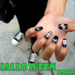 What's App Inspired Halloween Nails!