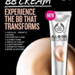 The Body Shop Launches BB Cream for Darker Skin Tones!