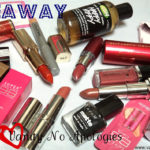Vanity No Apologies International Giveaway: Win Lush, Maybelline, L'oreal, Skin79, Elizabeth Grant, Avon and more