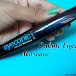 What's Good About Lakme Eyeconic Mascara?