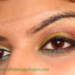 VNA L'Oreal Paris Summer Eye Makeup Contest Entry 17 – Sunset Inspired Makeup