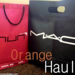 Orange Haul