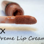 NYX Xtreme Lip Cream Skin Tone- Nude Lipstick Search Officially Closed