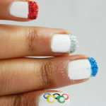 Inspired: London Olympics 2012 Nail Arts
