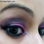 VNA L'Oreal Paris Summer Eye Makeup Contest Entry 13 – A Study In Fuschia