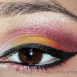 VNA L'Oreal Paris Summer Eye Makeup Contest Entry 3 – Heat Wave