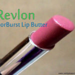 Revlon ColorBurst Lip Butter Berry Smoothie Review, Swatches