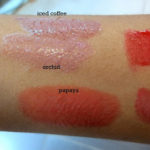 9 Revlon Colorburst Lipgloss Swatches and Photos