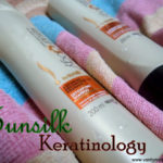 Sunsilk Keratinology Shampoo and Conditioner Review
