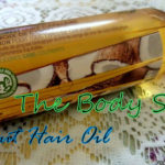 The Body Shop Rainforest Coconut Hair Oil Review
