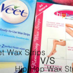 Battleground: Veet Ready To Use Wax Strips V/S Hip Hop Cold Wax Strips