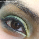 VNA L'Oreal Paris Summer Eye Makeup Contest Entry 2 – Summer Leaf
