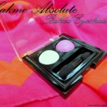 Lakme Absolute Baked Eyeshadow Duo Night Flash Review, Swatches