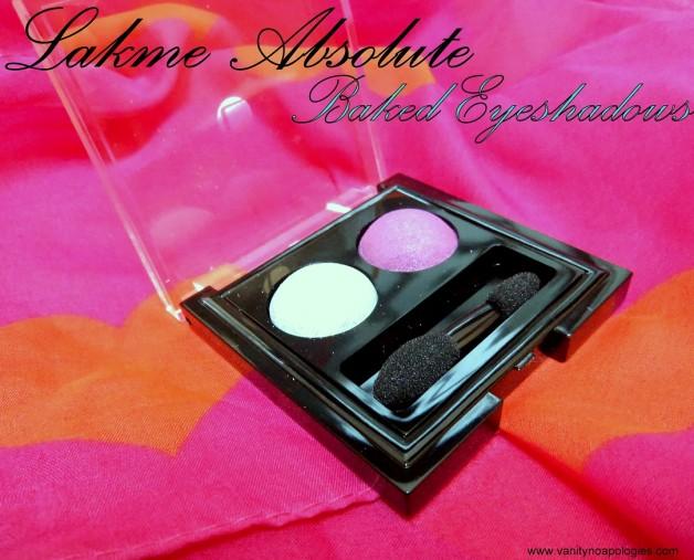 lakme eyeshadows