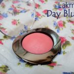 Lakme Absolute Cheek Chromatic Baked Day Blushes Review, Swatches, FOTD