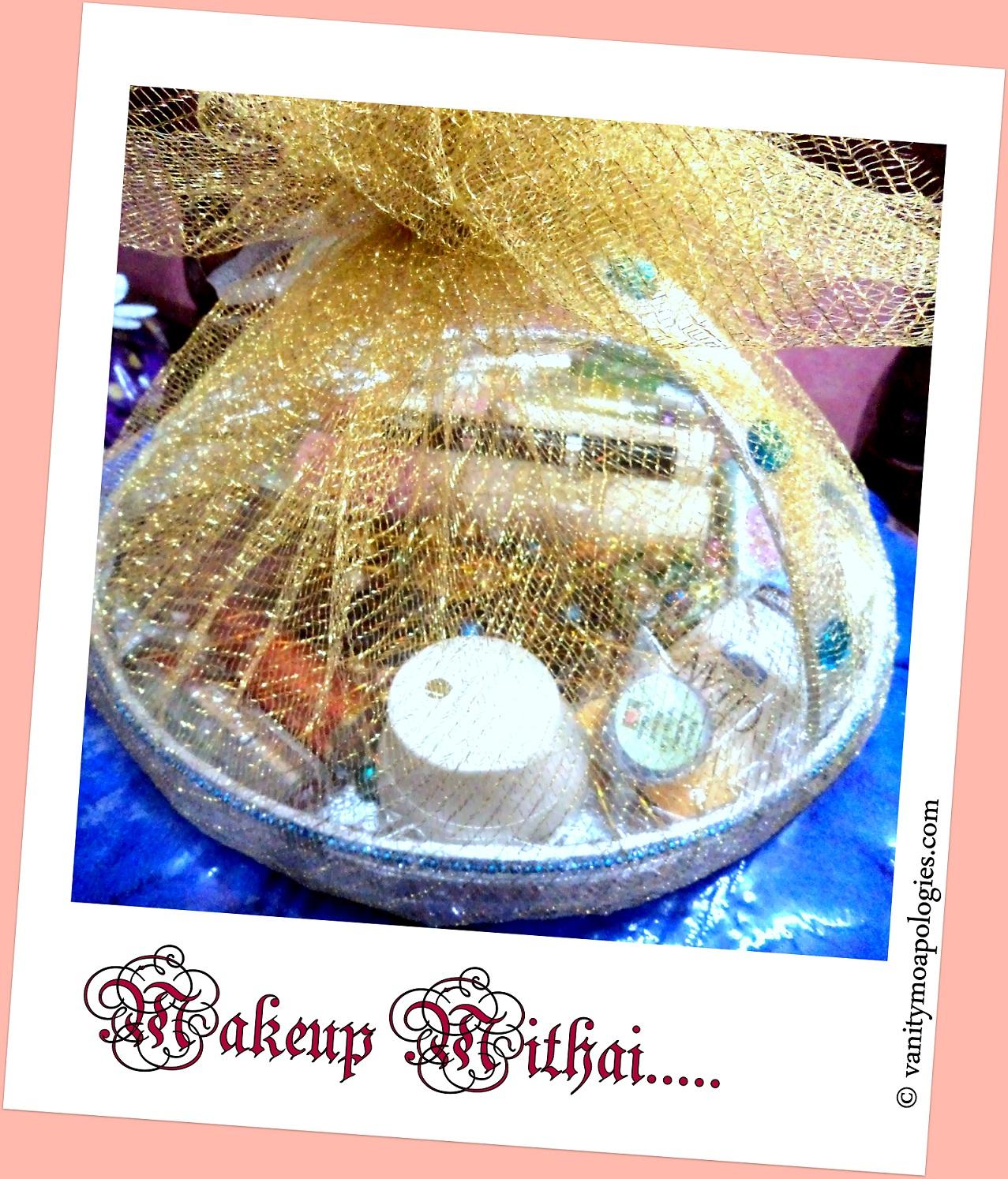Makeup Wedding Gift Idea1