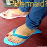 Starlets on Streets: Mermaid Princess!