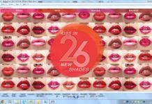 lakme lipsticks