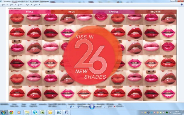 Lakme lipstick shades with name