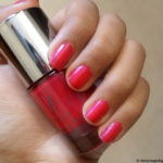 Faces Ultime Pro Nail Lacquer Love in Burma – Review