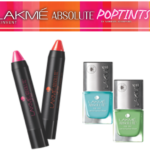 New from Lakme: POP Tints!