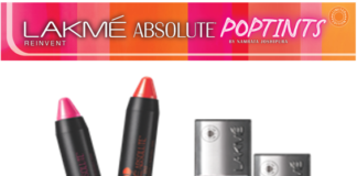 lakme pop tints