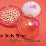 The Body Shop Puff On Radiance Review, Swatches
