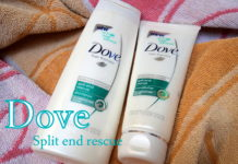 dove split end