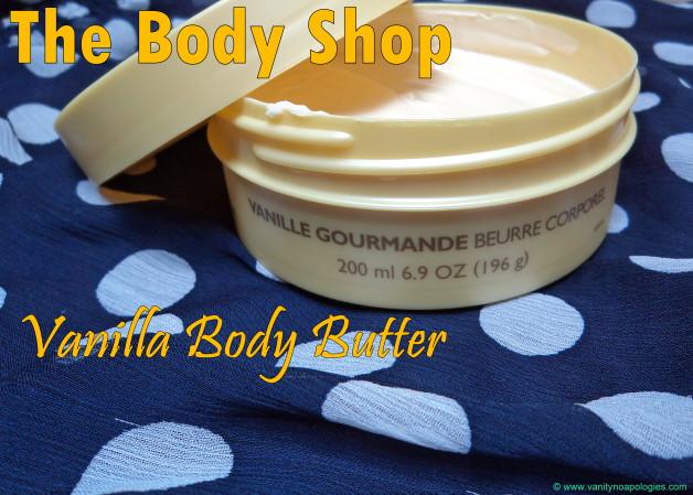 body shop butter