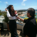 aishwarya cannes interviews