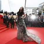 Aishwarya Rai Bachchan in Elie Saab & Makeup Breakdown: Cannes 2013