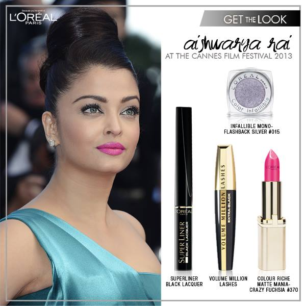 aishwarya makeup breakdown