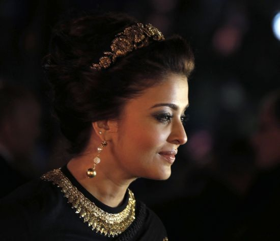 aishwarya cannes makeup