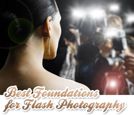 bridal foundation flash