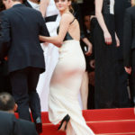 Going Monochrome in Chanel at Cannes 2013