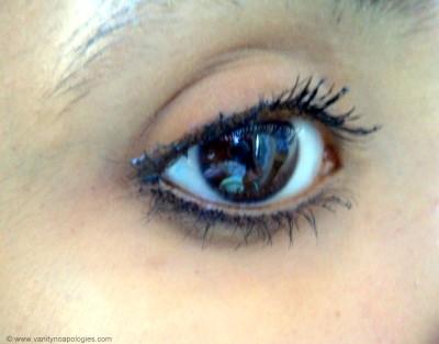 mascara eyes